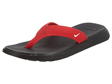 University Black Eu Ultra Sandals Red Mens Synthetic 45 Celso Nike zMSjLqGpUV
